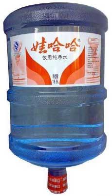 娃哈哈桶装纯净水价格