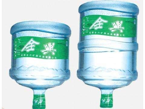 桶装水品牌:全兴矿泉水